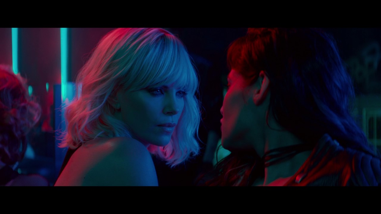 Watch Charlize Theron as an 'Atomic Blonde' Lethal Weapon in Action-Thriller with John Goodman, James McAvoy & More
