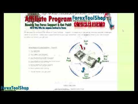 ForexToolShop Support Affiliate Program.