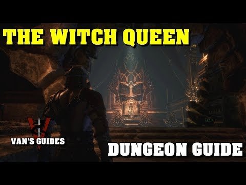 Conan Exiles - Palace Of The Witch Queen (Dungeon Guide #2)