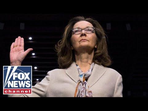 Gina Haspel sworn in as CIA director