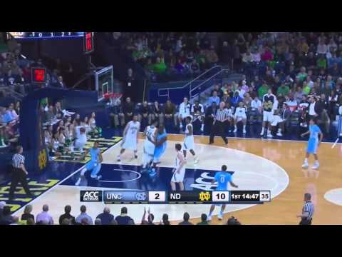 JP Tokoto Dunk Contest - J.P. Tokoto Position: Forward Height: 6'5