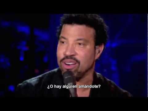Hello - Lionel Richie - HD 720p Subtitulos en español (видео)