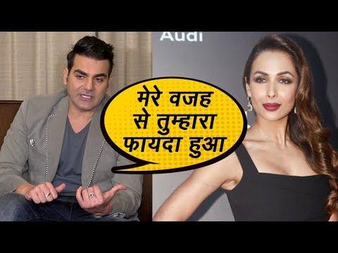 Arbaaz Khan Takes Credits For Ex Wife Malaika Aror