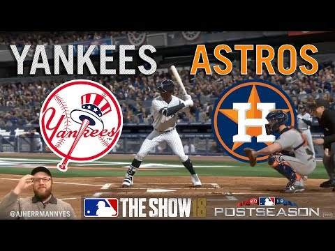 Video: MLB The Show '18: Episode 32: YANKEES ALCS Game 2