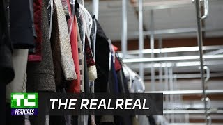 """TechCrunch sat down with The RealReal CEO Julie Wainwright and learned about what's in store for the luxury resale e-tailer. We also got a tour of the warehouse, where they verify that all the products are in good condition and """"real."""""""