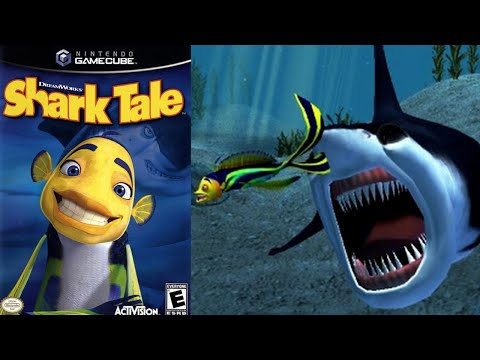 Shark Tale [21] GameCube Longplay