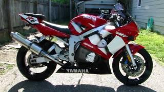 10. Craigs List 2002 Yamaha YZFR6