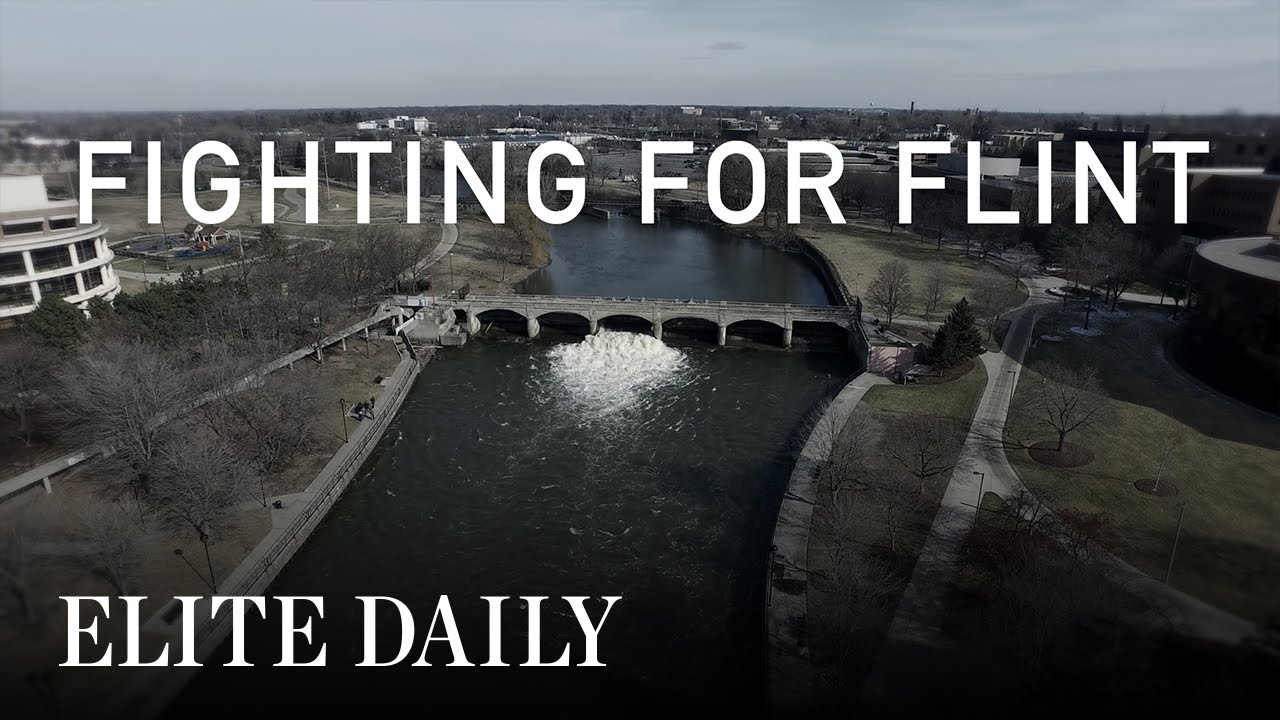 How One Community Of Churchgoers And Former Convicts Is Fighting For Flint