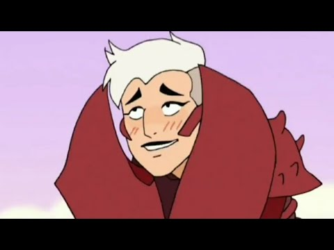 Scorpia being obsessed with Catra for 10 minutes straight