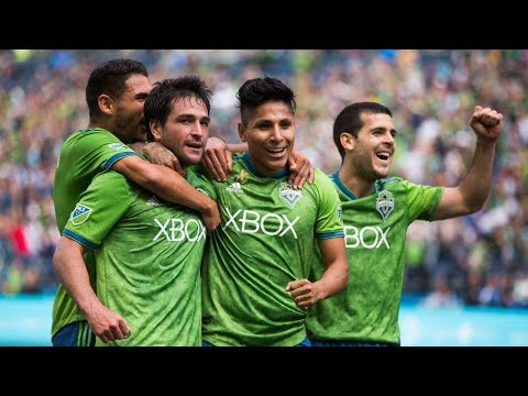 Video: All 63 goals from Seattle Sounders FC's 2018 season