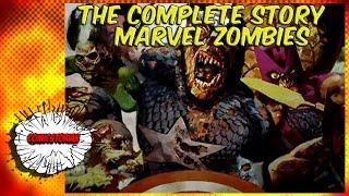 Video Marvel Zombies Vol. 1 - The Complete Story MP3, 3GP, MP4, WEBM, AVI, FLV Juli 2018