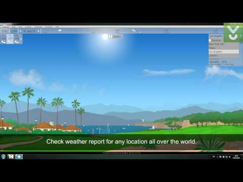YoWindow - Watch weather just like the view from the window - Download Video Previews