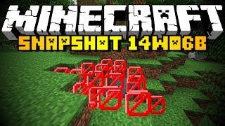 Minecraft Snapshot 14w06b - SWIMMING SLIMES, GOLDEN ACHIEVEMENT,&MORE! (HD)