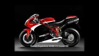 4. 2012 Ducati Superbike 848EVO Corse SE