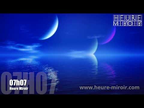 Heure miroir 07h07 : Signification, message des Anges & amour