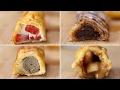 French Toast Roll-Ups 4 Ways waptubes