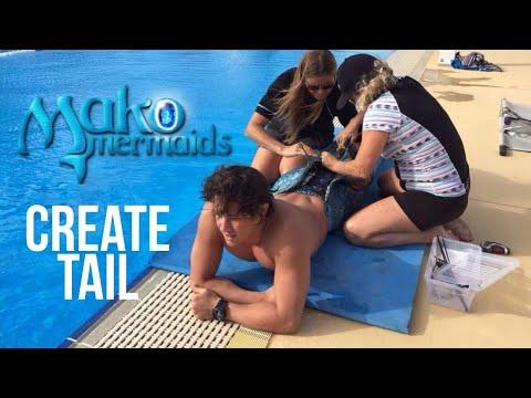 Mako Mermaids FILM  Behind The Scenes Season 2