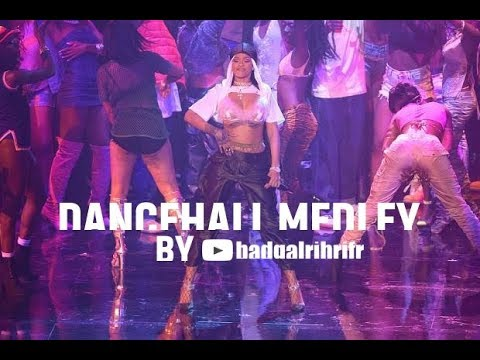 RIHANNA - Dancehall Medley (Rude Boy, What's My Name, Work) Video
