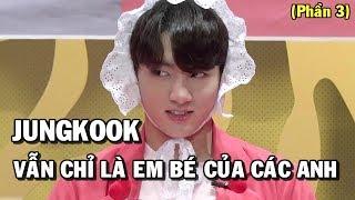 Video [BTS JUNGKOOK] Jungkook vẫn chỉ là em bé của các anh thôi (Phần 3) MP3, 3GP, MP4, WEBM, AVI, FLV Juli 2019