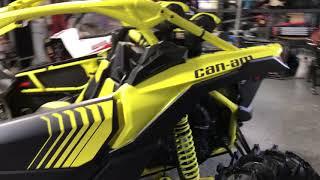 9. 2018 Maverick X3 XMR Turbo R - Review - part 2