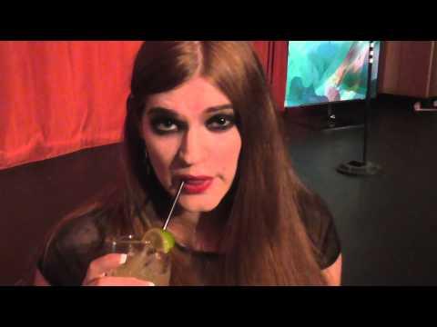 Tiffany Starr interview at the Tranny Awards on Feb. 16, 2014