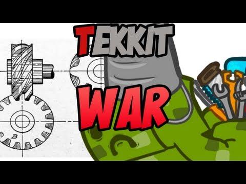 Tekkit - War
