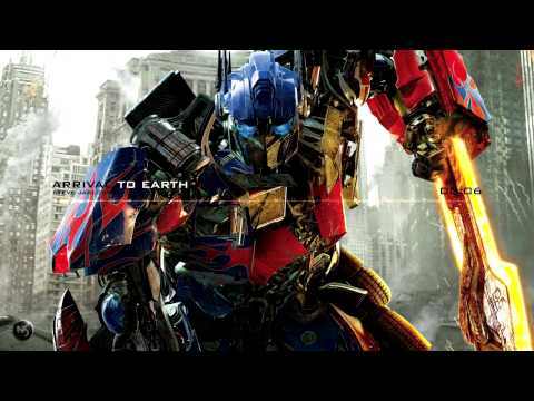 Steve Jablonsky - Arrival To Earth [Transformers]