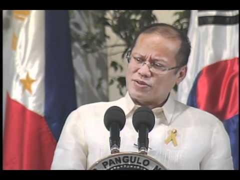 Speech of President Aquino at the Korea-Philippines Business Forum