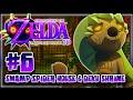 The Legend of Zelda Majora's Mask 3D - (1080p 60FPS) Part 6 - Swamp Spider House & Deku Shrine