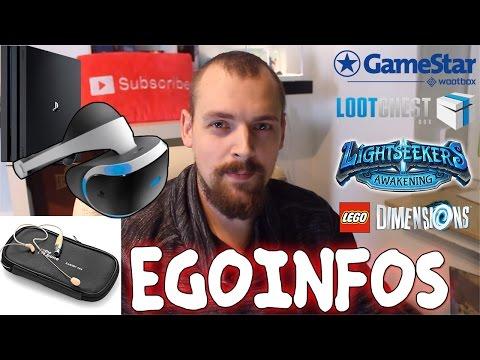 EgoInfos - Dezember 2016 (видео)