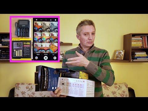 Ce urmeaza sa vedeti: Nitecore Superb Charger SC4, Canon Selphy CP1300, Vodafone Smart Prime 7