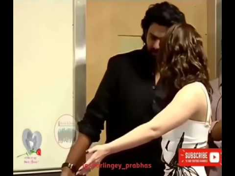 Prabhas & Anushka - Dekhoon tujhe toh | Mirch & Bahubali Promotions | Pranushka video manip