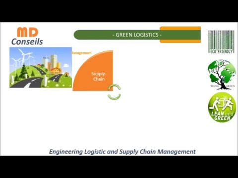 MD Conseils Green Logistics