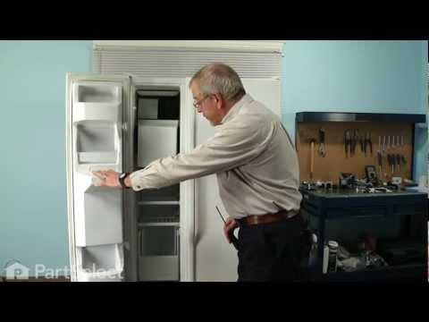 Refrigerator Repair – Replacing the Evaporator Fan Motor (Whirlpool Part # 4389144)