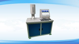 Face Masks Particulate Filtration Efficiency PFE Tester youtube video