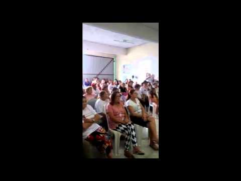 Alunos da Oficina de Música do SCFV DE Alagoa Nova