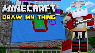 Draw my Thing - THATS NOT A SKUNK! (Minecraft Mini-Game)