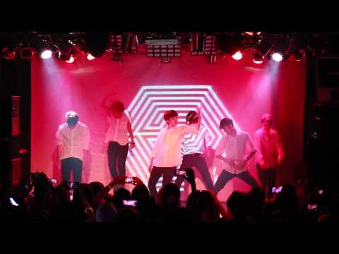 OVERDOSE(EXO-M) / CLUB SMTOWN DANCERS [CLUB SMTOWN Vol.4]