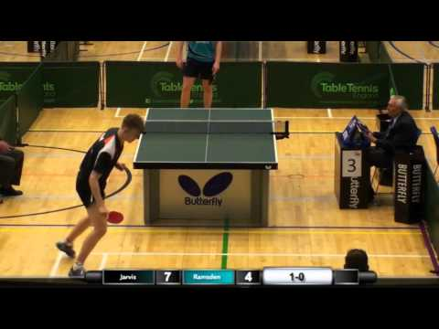 Junior Boys Singles Final - 2016 Cadet and Junior National Championships