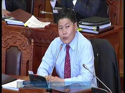 Д.Гантулга: Төрийн албаны хуульд улс төрийн нам харгалзахгүй тогтвортой байх талаар яаж оруулсан бэ?