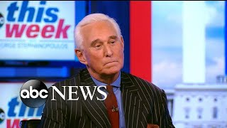 Roger Stone: 'No evidence to support' that I was link between WikiLeaks and Trump