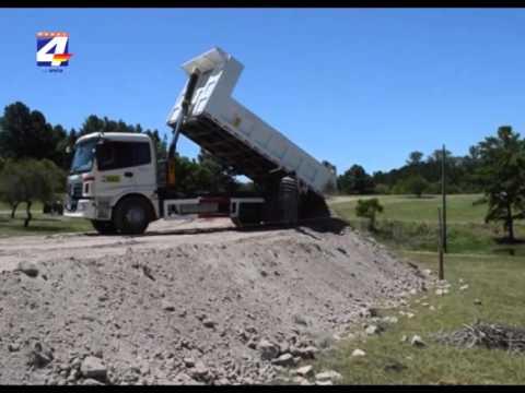 Comenzó construcción de Centro de Visitantes en Meseta de Artigas