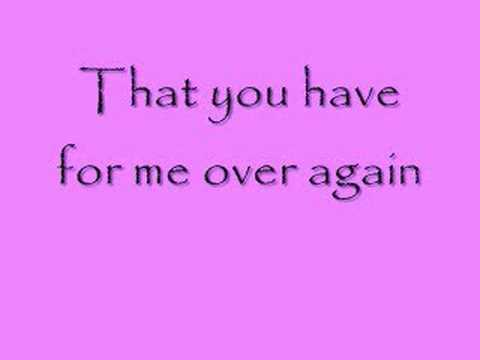 Only Hope - Mandy Moore (With lyrics)