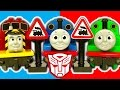 Lego Duplo Thomas Percy Gordon James Cranky Transformer Trains n Rescue