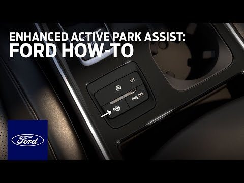 Enhanced Active Park Assist | Ford How-To | Ford