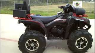 3. 2009 Kawasaki Brute Force 650 4X4 FI Ready to get muddy!
