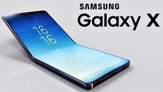Samsung Galaxy X con 3 Pantallas 8GB RAM 5000mAh Batería
