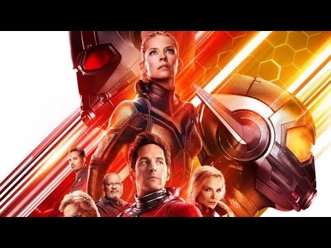 Comic Uno Ant Man And The Wasp (Movie Review)