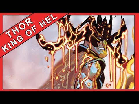 Thor King Of Hel | Thor #4