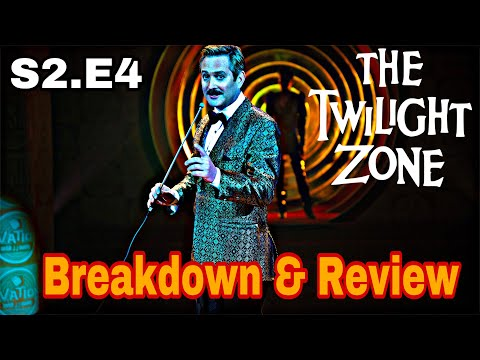 Twilight Zone Season 2 Episode 4 (Ovation) BREAKDOWN & REVIEW